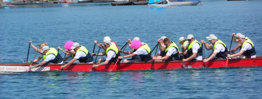 Team Clowns Fragon Boat